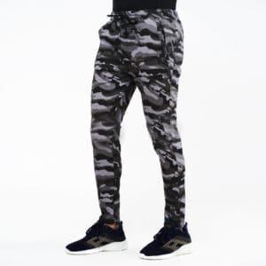 Gabardine kemo Print Pant Stylish Slim Fit Casual Pant For Men